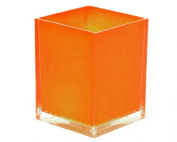 Gedy Rainbow Waste Bin Orange RA09-67